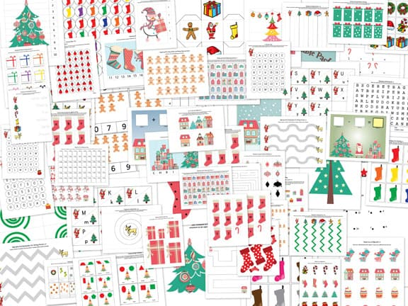hello Wonderful  10 FUN AND ENGAGING FREE CHRISTMAS PRINTABLES
