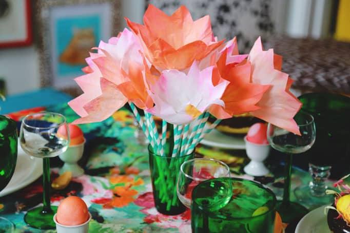11 gorgeous ways to make paper flowers mightylinksfo