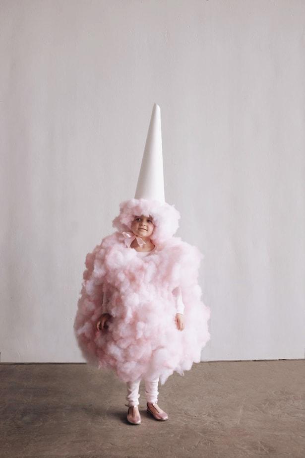 Pink Flamingo Halloween Costume Child