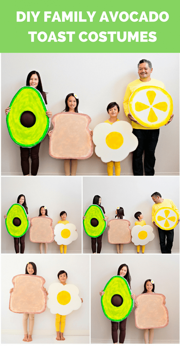 Family Themed Halloween Costumes