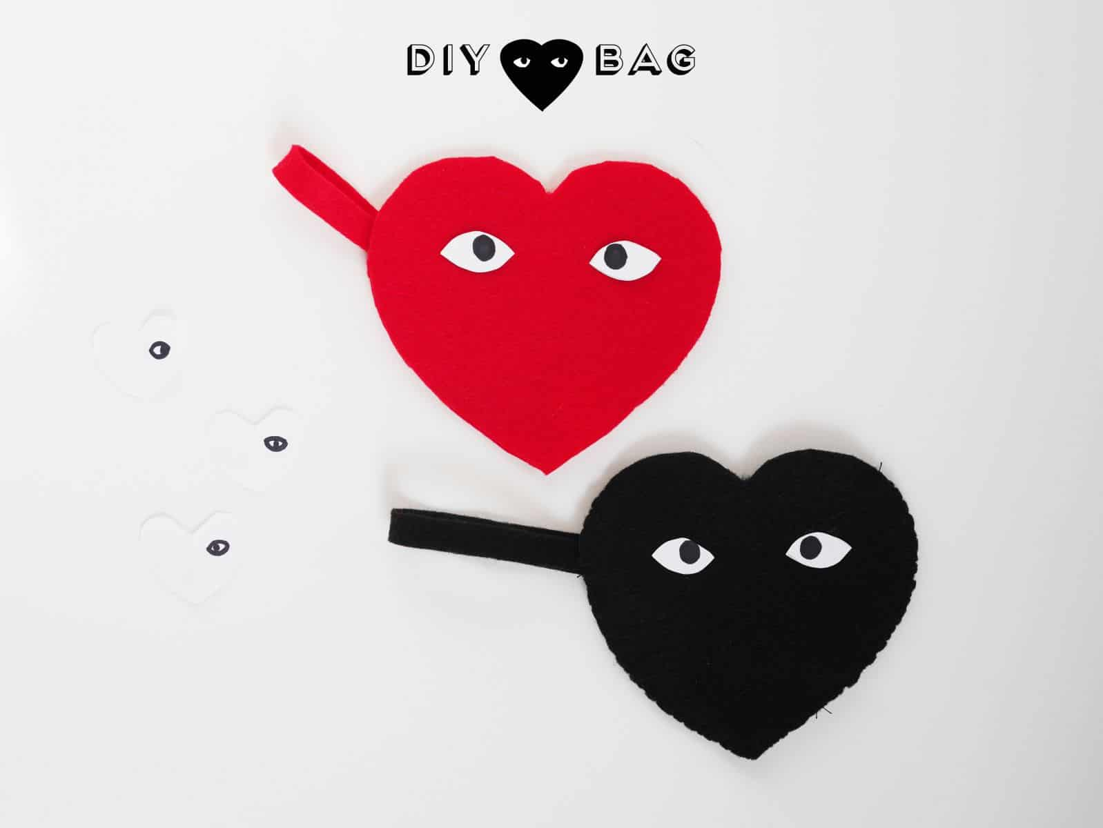 12 EASY STITCHED UP VALENTINE DIY'S FOR KIDS