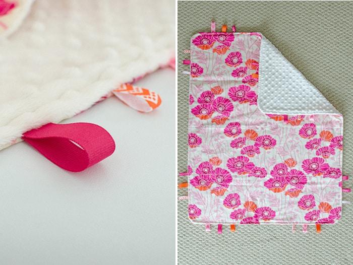 10 Creative Ways To Make A Baby Blanket