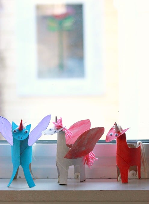 10 Magical Unicorn Crafts
