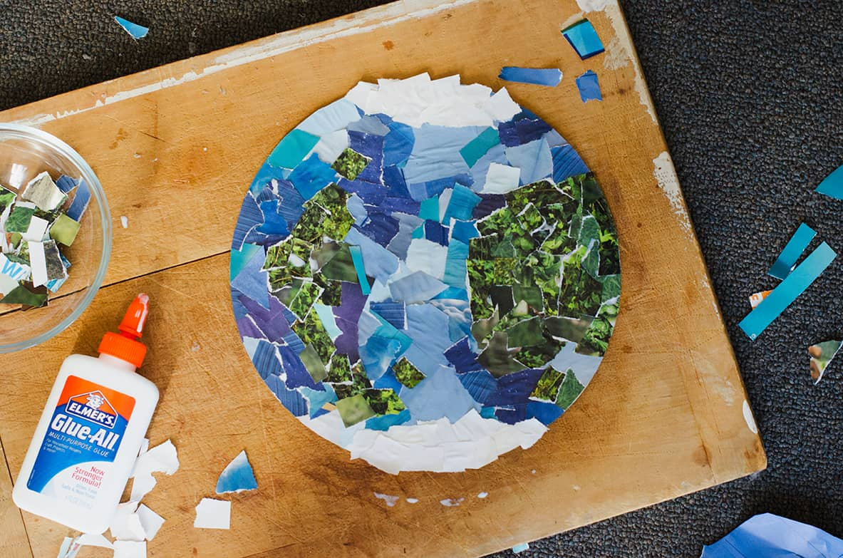Earth Day Crafts Recycled Materials