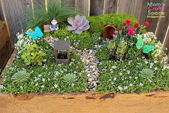 10 Fabulous Fairy Gardens
