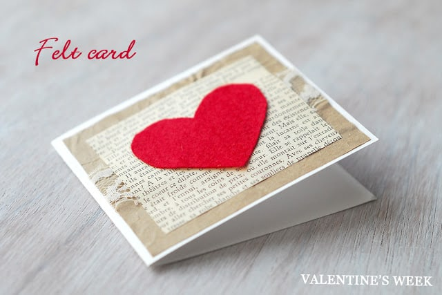 hello Wonderful 12 HEARTFELT VALENTINES DAY CARDS KIDS CAN MAKE – How to Make Valentines Cards