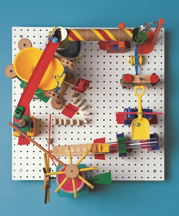 15 IMPRESSIVE WAYS TO MAKE A MARBLE RUN