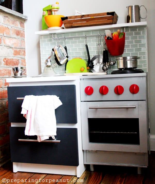 Diy Play Kitchen hello, wonderful - 12 awesome diy play kitchens