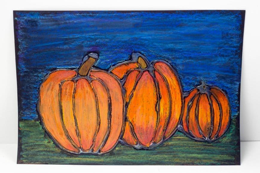 12 Playful Pumpkin Art Projects For Kids