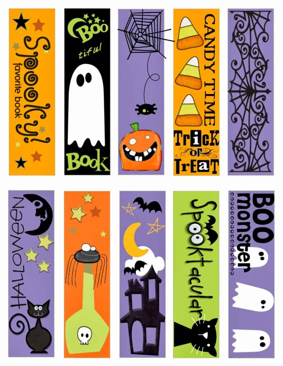 15 free halloween printables for kids - Free Printables For Halloween