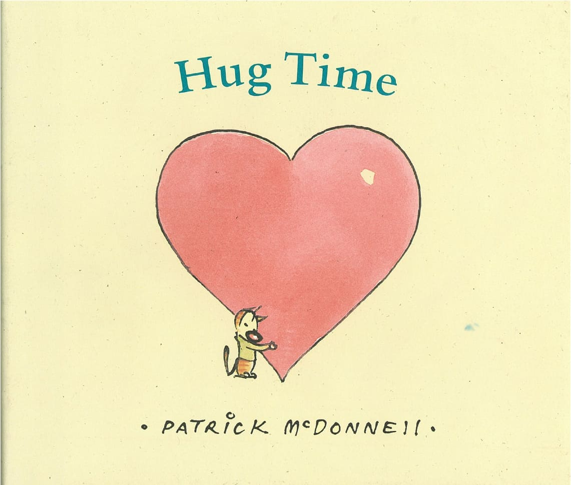 10 CHILDREN'S BOOKS THAT SAY I LOVE YOU