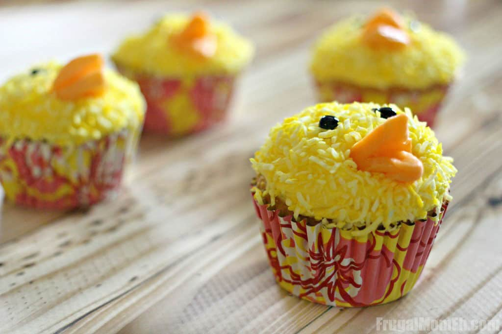 THE 10 CUTEST EASTER CUPCAKES EVER