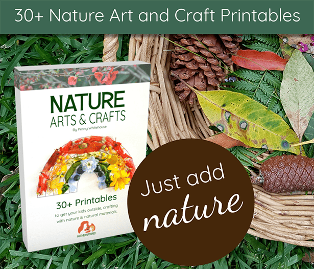 Beautiful Nature Art And Craft Printables For Kids Shop