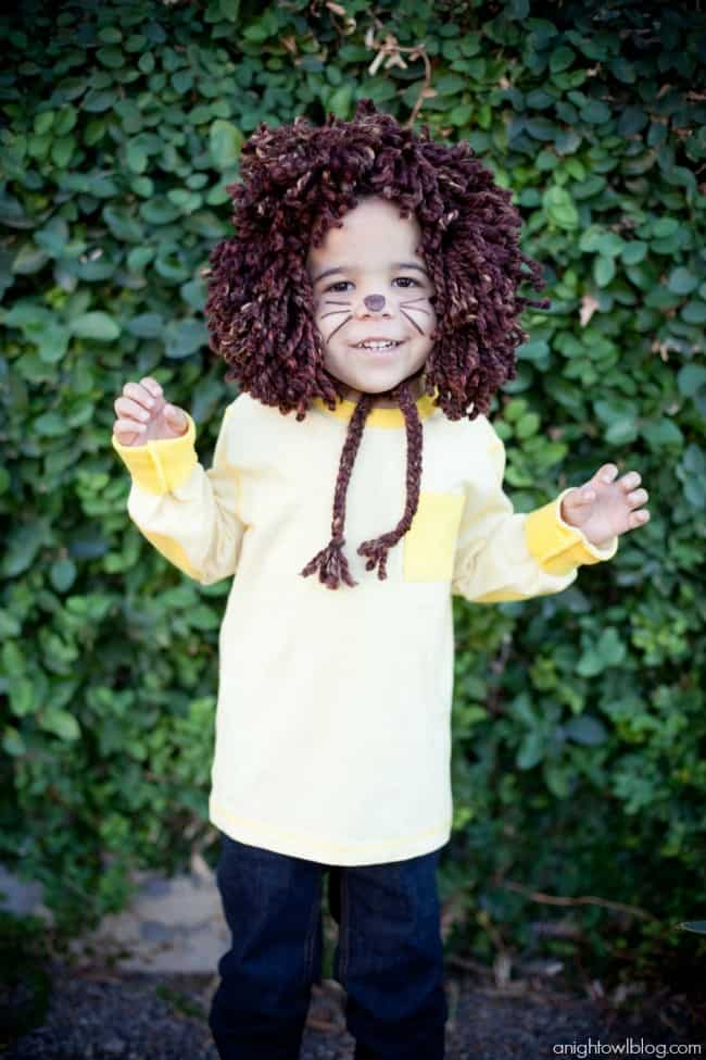 12 cute and easy last minute halloween costumes for kids
