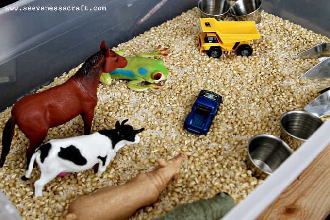 8 Engaging Sensory Bins For Toddlers