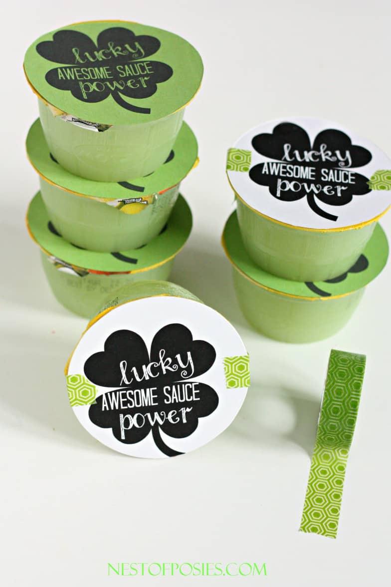 hello wonderful 12 green st patrick u0027s day treats for kids