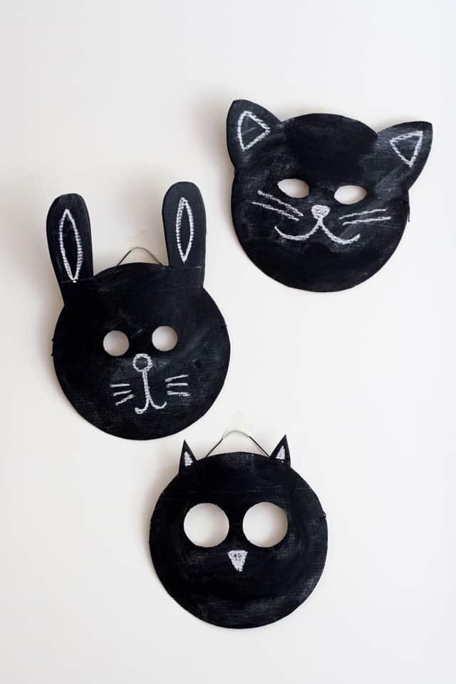 12 Fun And Creative Diy Masks For Kids