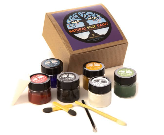 5 eco friendly art supplies for kids for Ecos organic paints