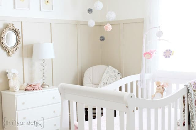 Beautiful Nursery hello, wonderful - 8 chic white and neutral nurseries