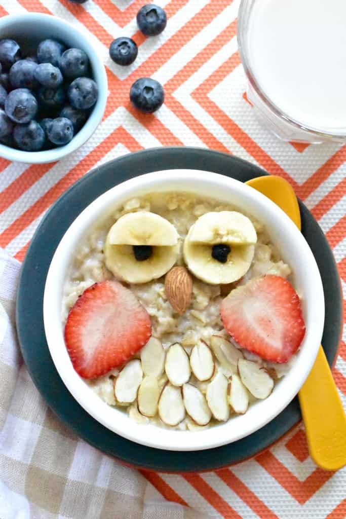 10 easy adorable and healthy food art snacks for kids - Fun food to make with kids ...