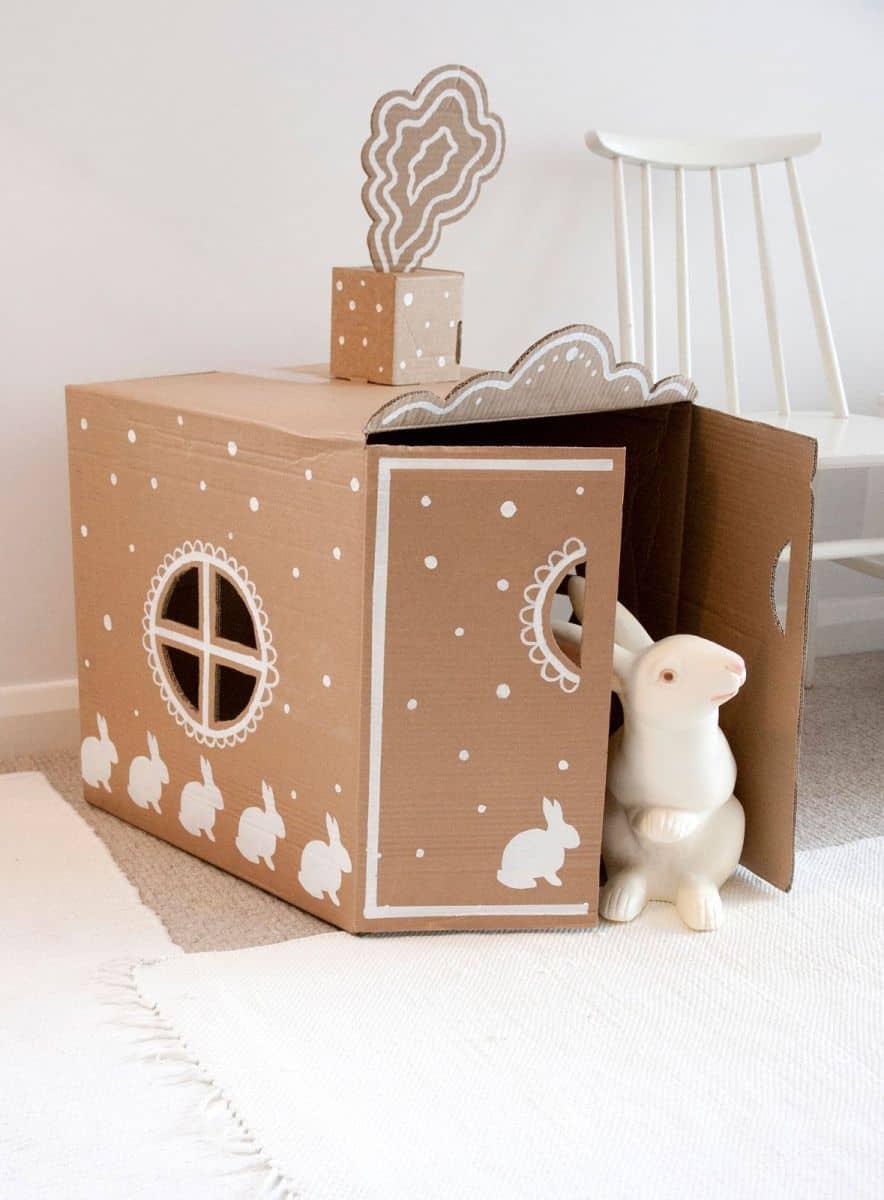 Hello Wonderful 8 Creative Cardboard Kids 39 Play Ideas