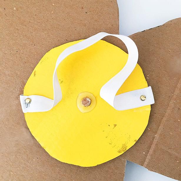 how to make a cardboard fidget spinner