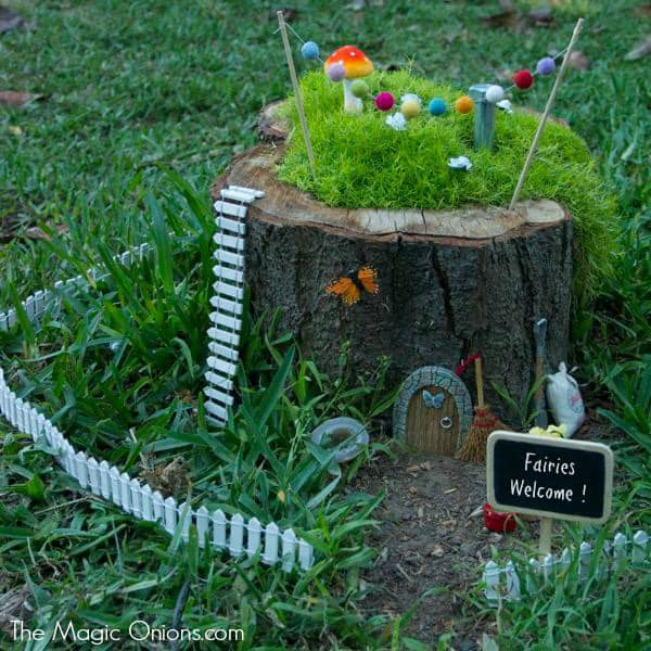 Good 10 FABULOUS FAIRY GARDENS