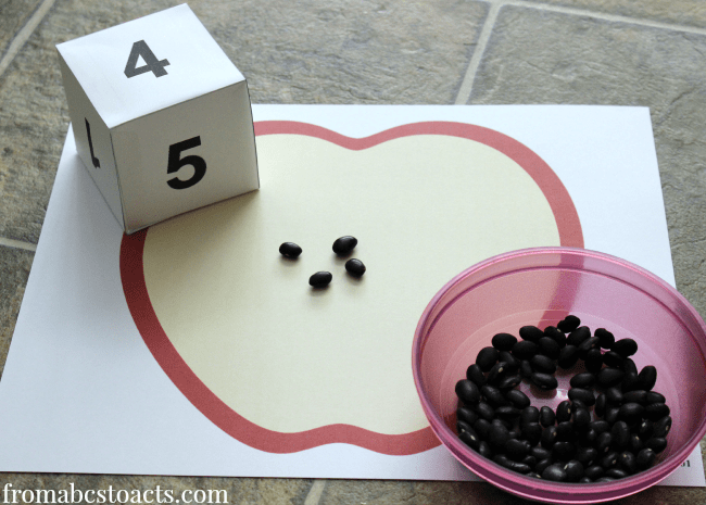 Learn abc game