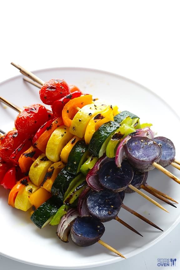 13 Delicious Kid Friendly Kebabs For Your Summer Grilling