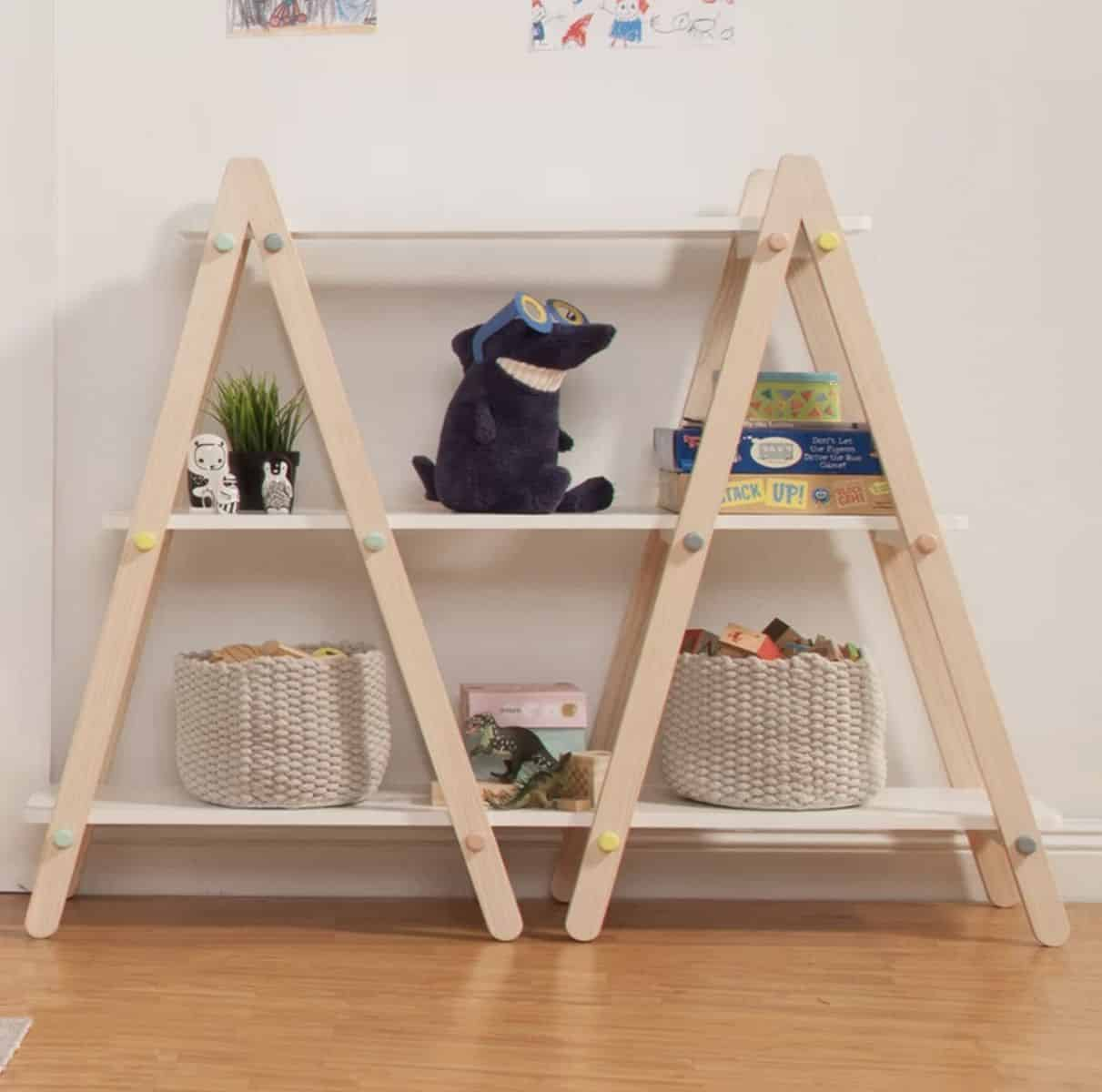 and bookcase with great co s child cuddly little products books children potter trading bookcases a