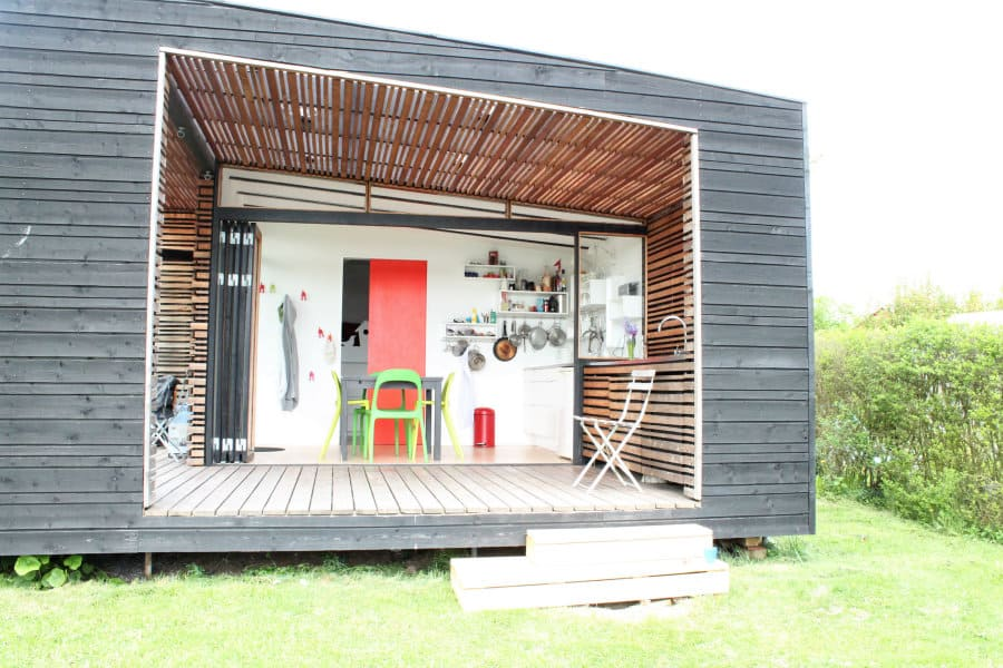 Hello Wonderful AMAZING TINY HOUSES FOR FAMILIES - B53 tumbleweed house