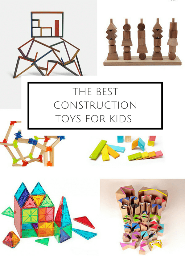 Best Building Toys For Kids : Gift guide best construction and building toys for kids