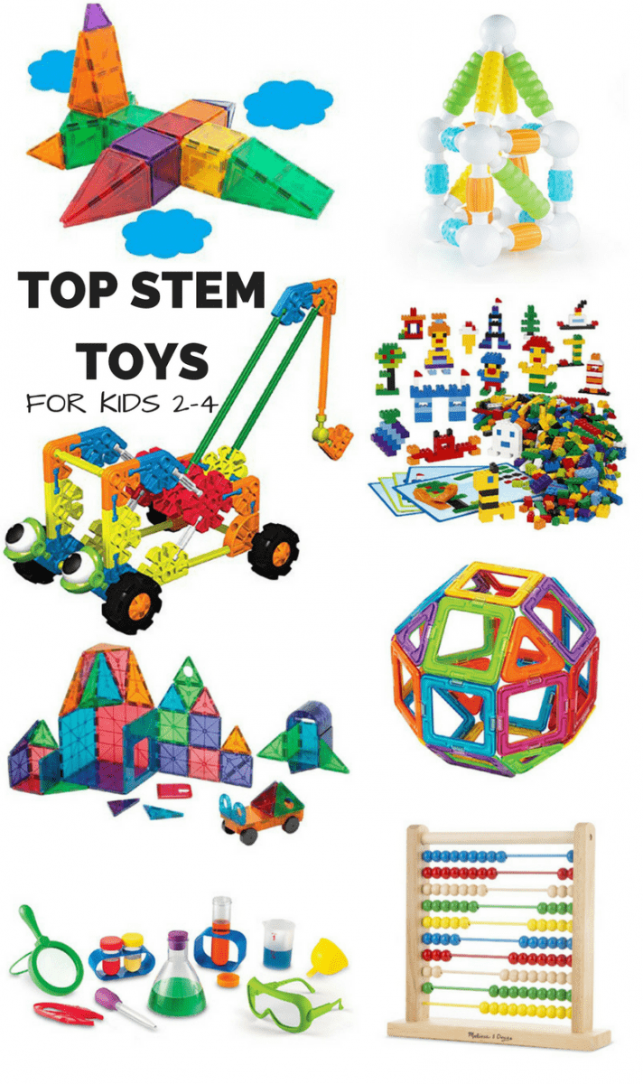 Best Toys Age 4 : Top stem toys on amazon for kids age
