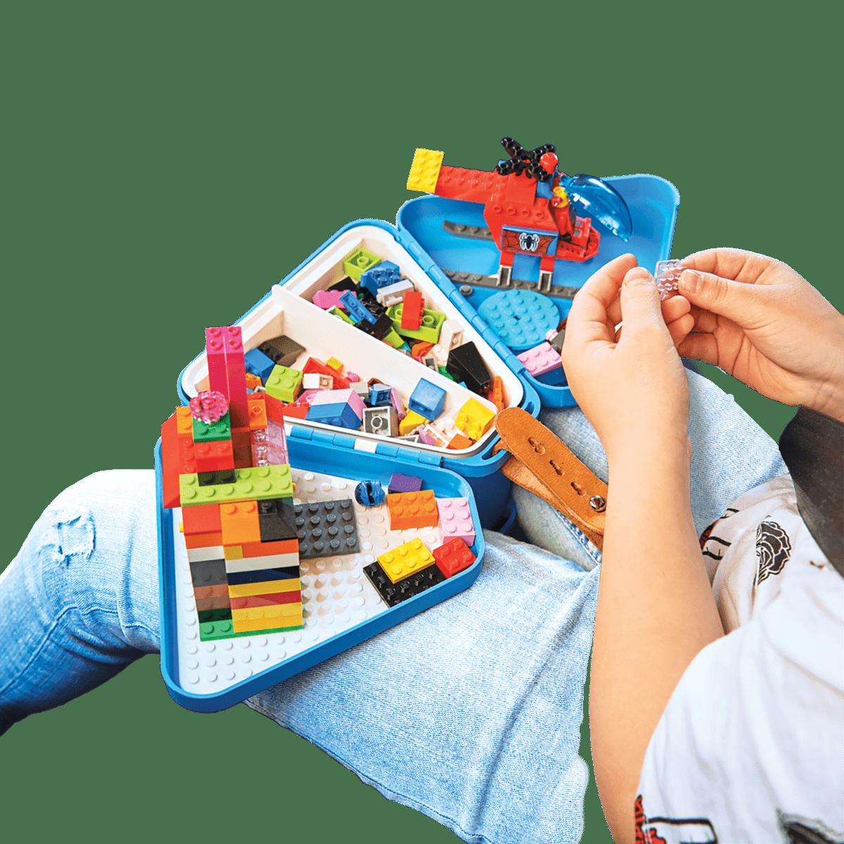 INNOVATIVE TOY BOX FOR KIDS: TEEBEE