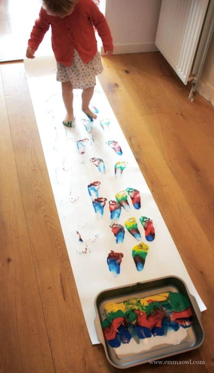hello, Wonderful - 12 CREATIVE SENSORY WALK ACTIVITIES FOR ...