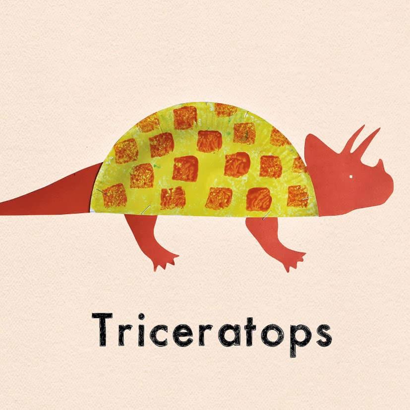 8 Thrilling Dinosaur Crafts