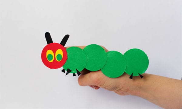 8 CRAFTS BASED ON THE VERY HUNGRY CATERPILLAR  on Cute Love Coloring Page Of Two S