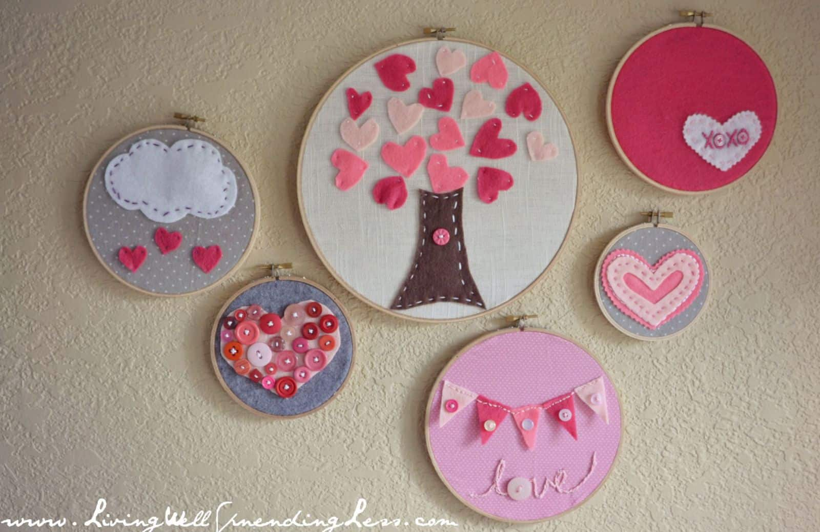 Hello Wonderful 12 Simple And Sweet Valentine S Day Crafts