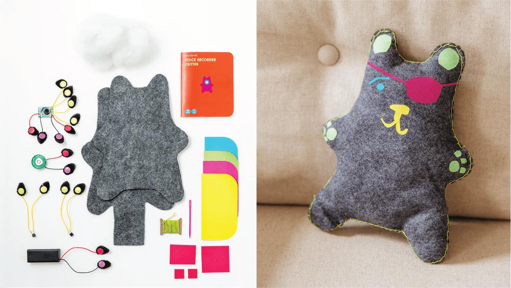 Diy Craft Kits That Let Kids Build Stem Toys From Wondernik