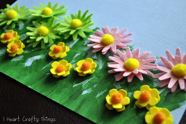 12 dazzling flower crafts the results are pretty cards with handmade flowers that can also be incorporated into other artwork mightylinksfo
