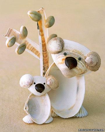 11 Pretty Seashell Crafts