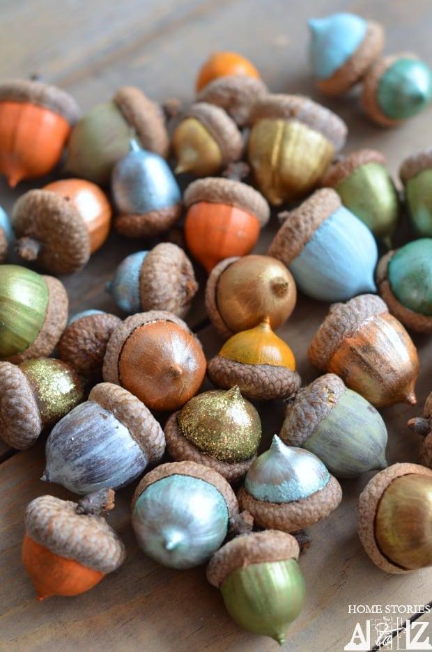 12 adorable acorn crafts