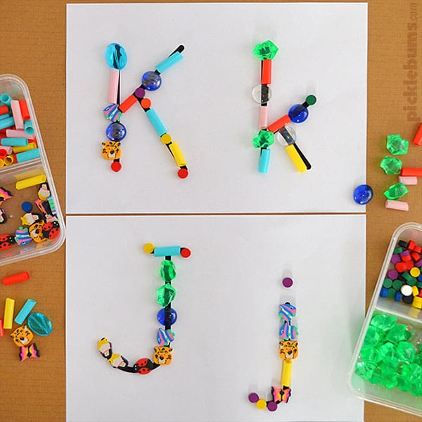 10 FUN WAYS FOR KIDS TO LEARN THE ALPHABET AND LETTERS