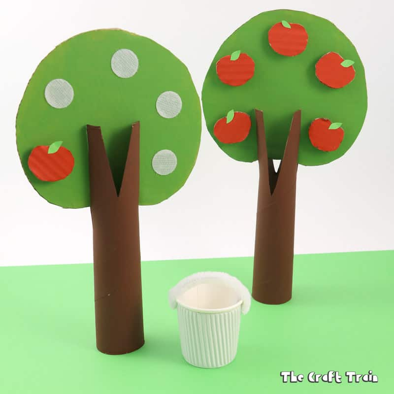 10 Beautiful Fall Tree Art Projects For Kids