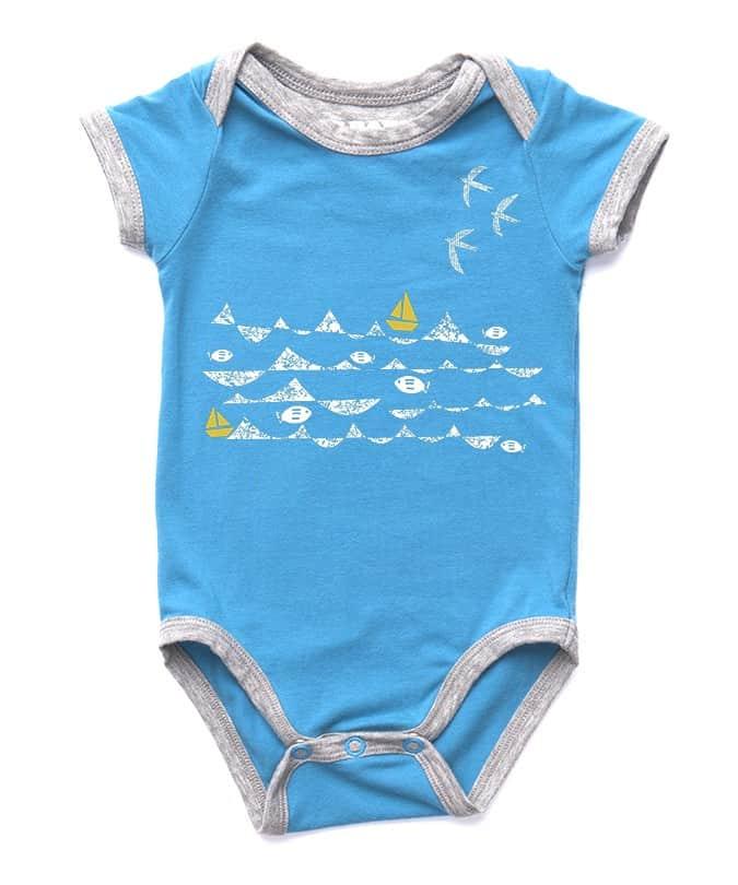 Super Soft Organic Cotton Baby Wear
