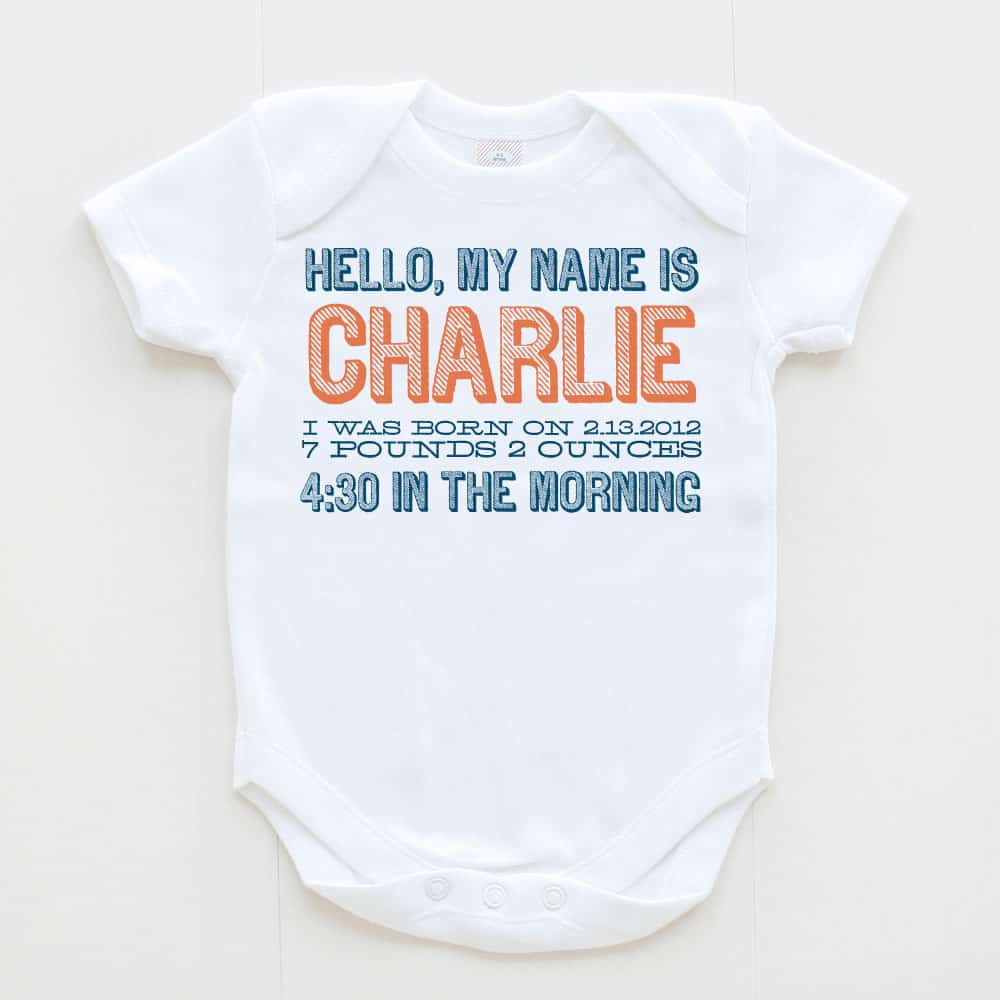 c6834c569 Cute Baby Shirts With Sayings | RLDM