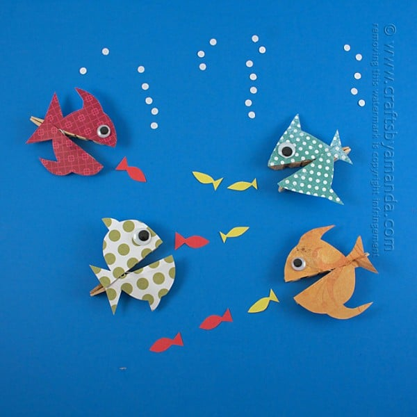 15 Playful Under The Sea Creatures To Make With Kids