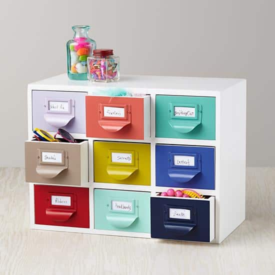 Reference Drawers (via The Land Of Nod) I Have These Colorful Countertop  Drawers In My Childrenu0027s Room And They Are Heavy Duty, Perfect For Holding  My Sonu0027s ...