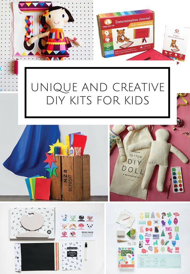 Gift Guide 2015 Best Unique And Creative Diy Kits For Kids