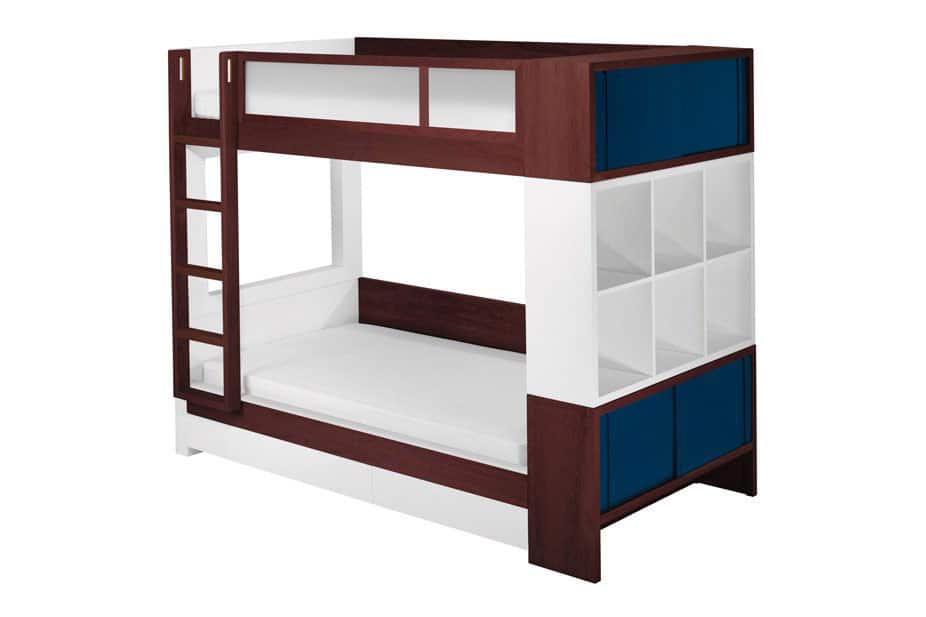 10 modern kids 39 bunk beds for Modern bunk beds for kids